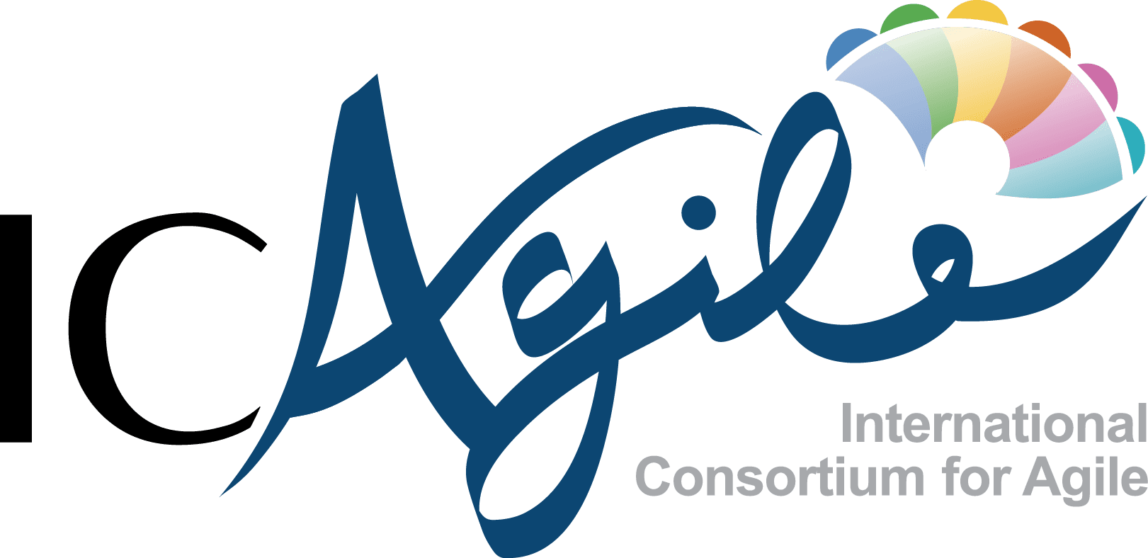 International Consortium of Agile Logo